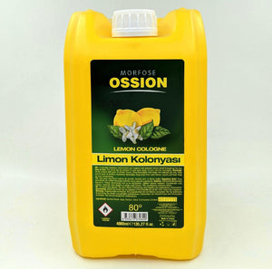 Morfose Lemon Cologne 4000ml