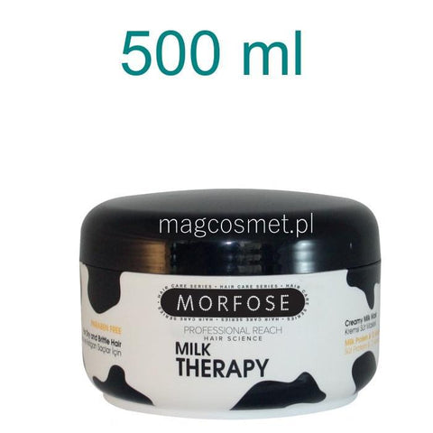 MORFOSE MILK THERAPY CREAMY MILK MASK 500ML