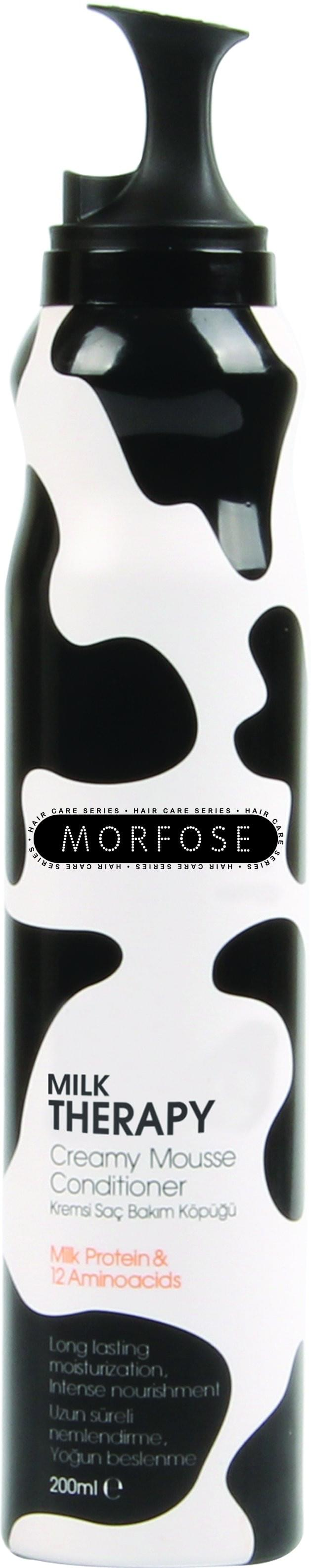 Morfose Creamy Mousse Conditioner 200ml - MorfoseUK