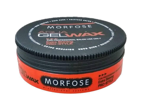 MORFOSE HAIR WAX-GEL WAX-ULTRA WAX 175ML - MorfoseUK
