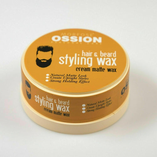 OSSION HAIR BEARD WAX 150ML - MorfoseUK