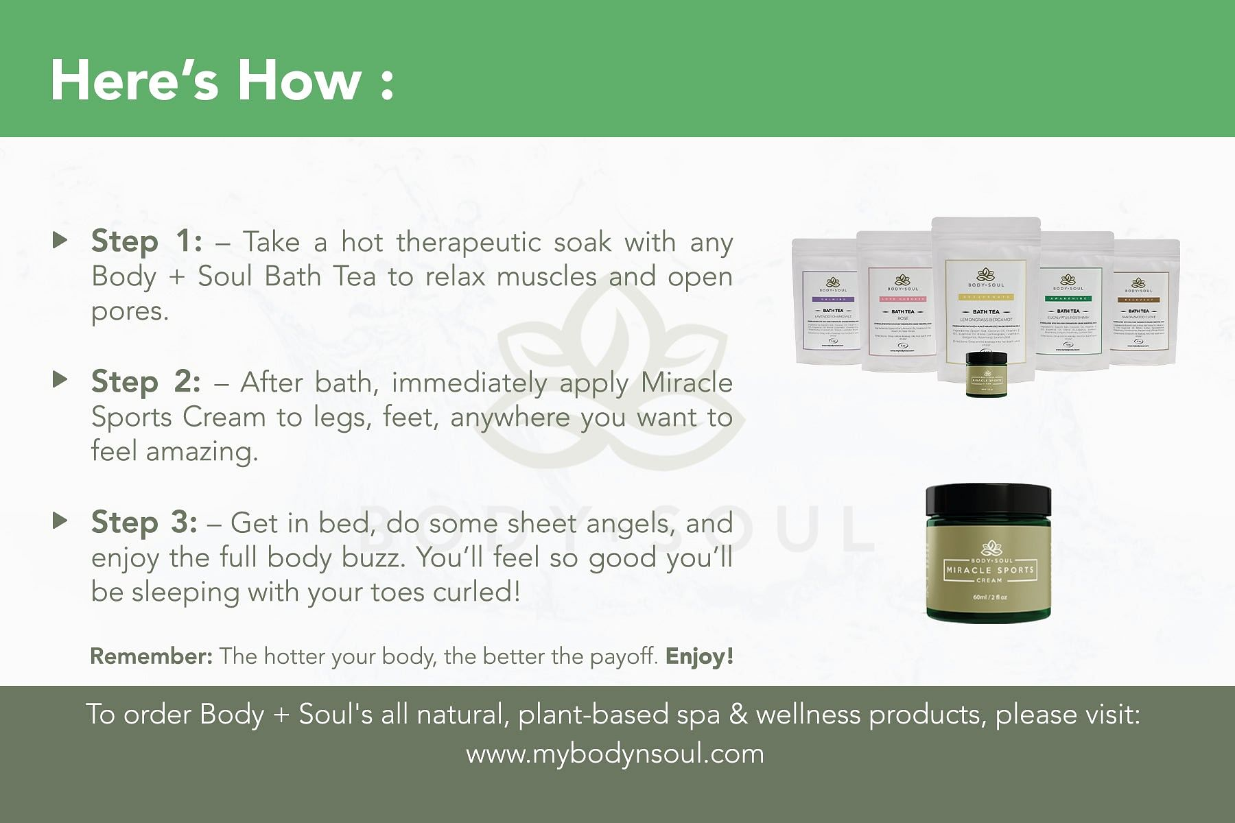 "Body Care ""Feel Your Best"" Gift Box"