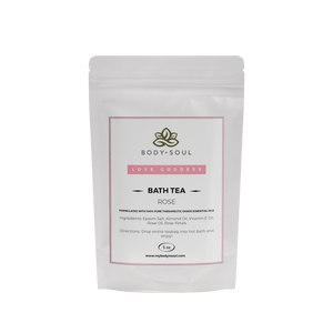 Love Goddess Bath Tea - Body + Soul