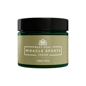 Miracle Sports Cream - Body + Soul