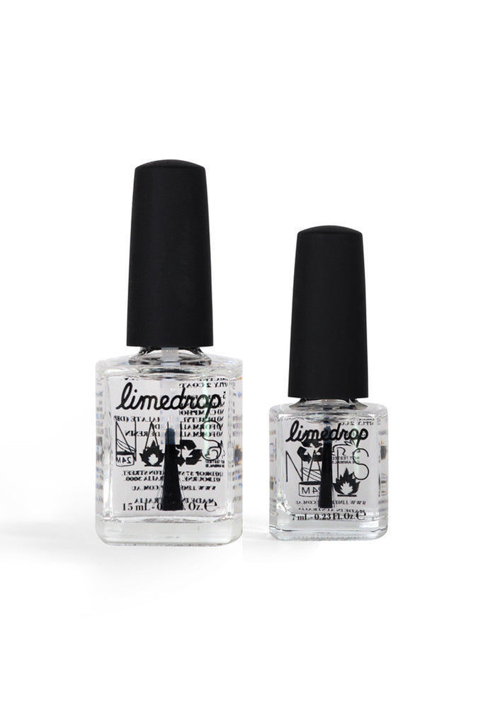 Top Coat Limedrop Nail Polish