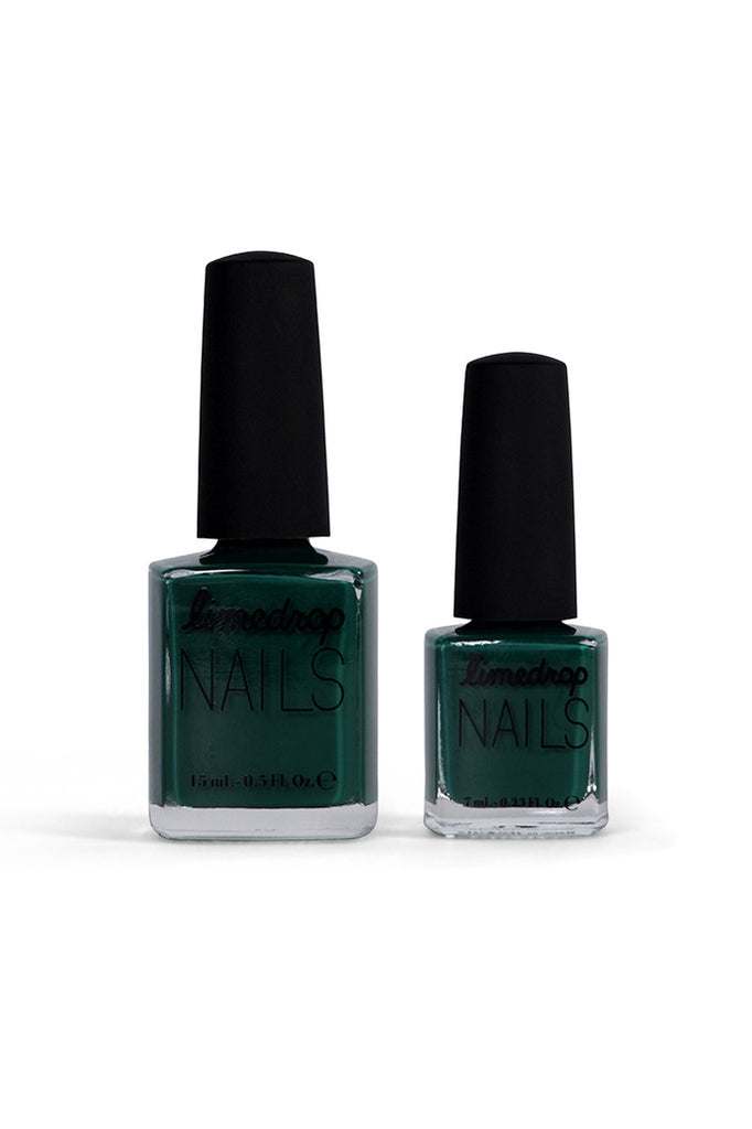 Toy Soldier Limedrop Nail Polish