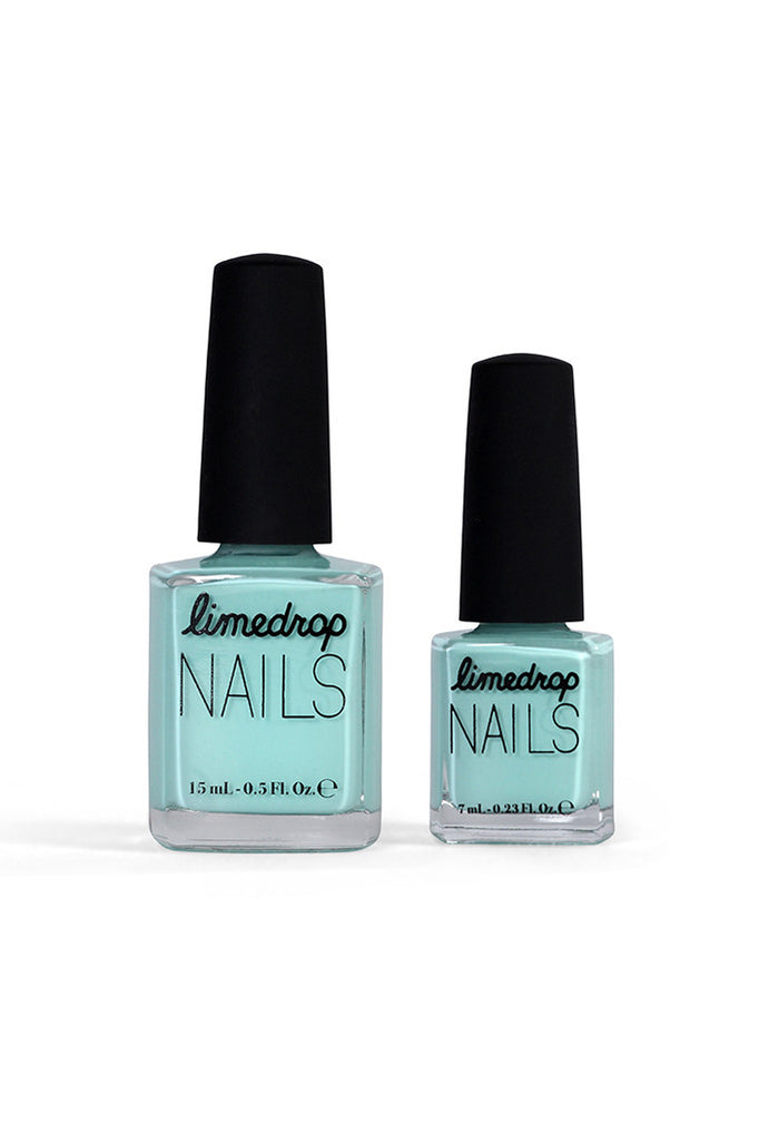 Weather Board Limedrop Nail Polish