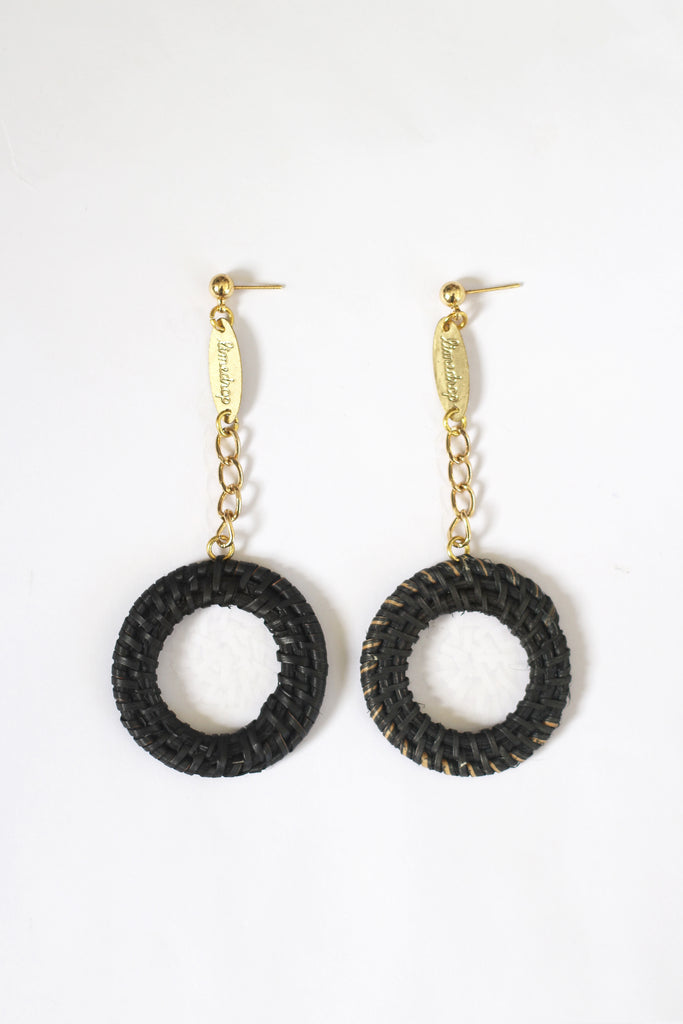 Ava Woven Earrings