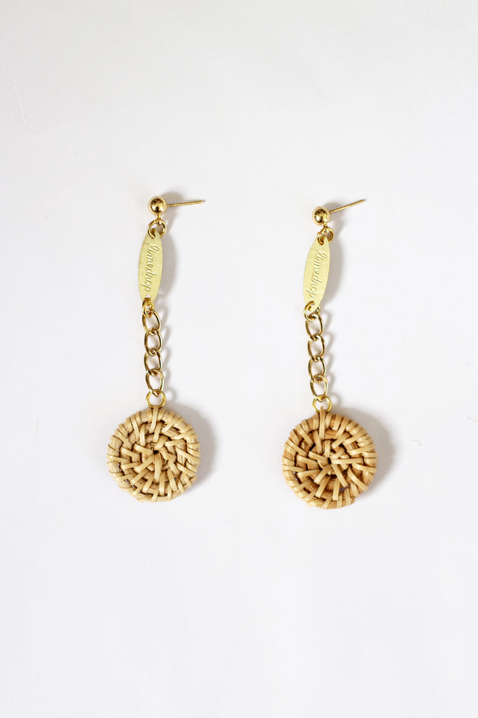 Orma Woven Earrings