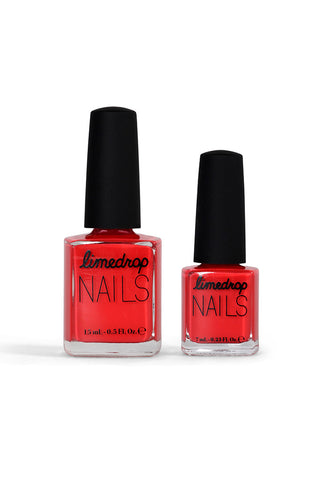 Tall Poppy Limedrop Nail Polish