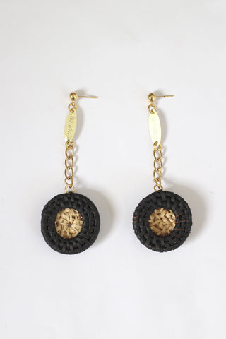 Emmy Woven Earrings