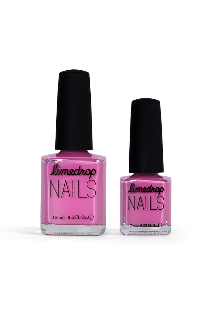 Barbie Q Limedrop Nail Polish