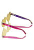 Novelty Heart Funglasses