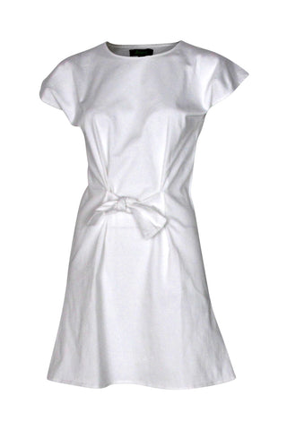 Cotton Tie Dress