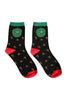 Mr Watermelon Socks