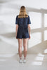 Dark Denim Bill Playsuit
