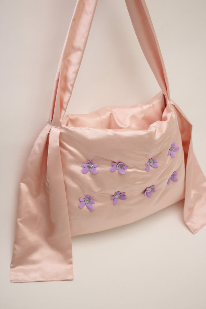 Flower Padded Bag