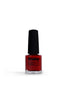 Red Back Limedrop Nail Polish