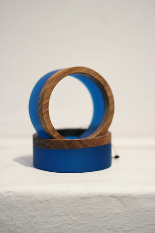 Resin & Rosewood Bangle GIFT PACK Royal