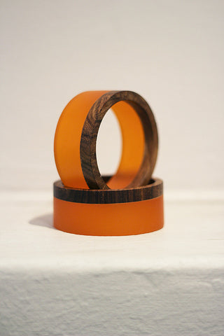 Resin & Rosewood Bangle GIFT PACK Fanta