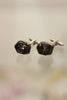 Metallic Resin Cufflinks Metallic Black