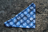 Avengers Icons Bandana made from Marvel fabric