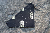 Star Wars Logo Bandana made with Disney fabric