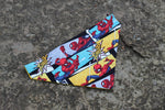Spider-Man Comic Bandana made from Marvel fabric