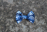 Avengers Icons Bow made from Marvel fabric