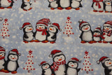 Christmas Penguins Bandana