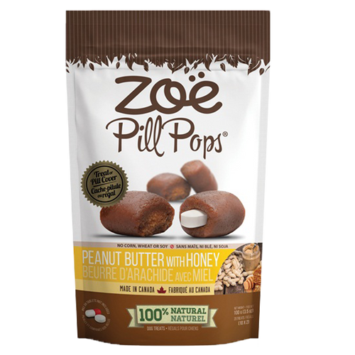 Zoe Pops - Peanut Butter & Honey