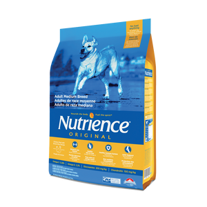 Nutrience Original Chicken & Brown Rice Dog - Medium Breed