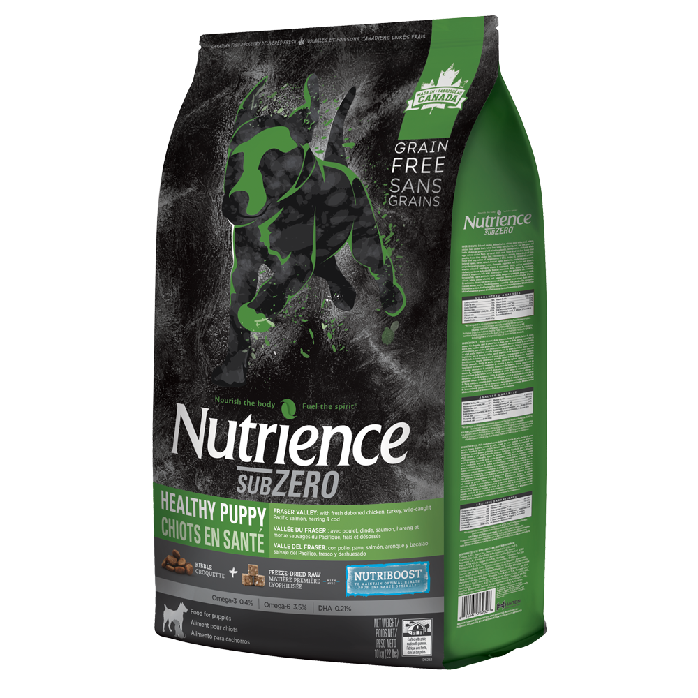 Nutrience Subzero Grain Free Fraser Valley - Puppy