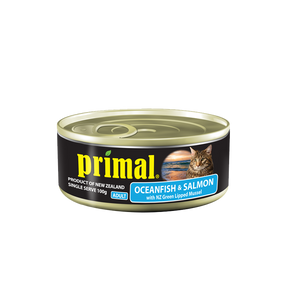 Primal Cat - Grain Free Ocean Fish & Salmon