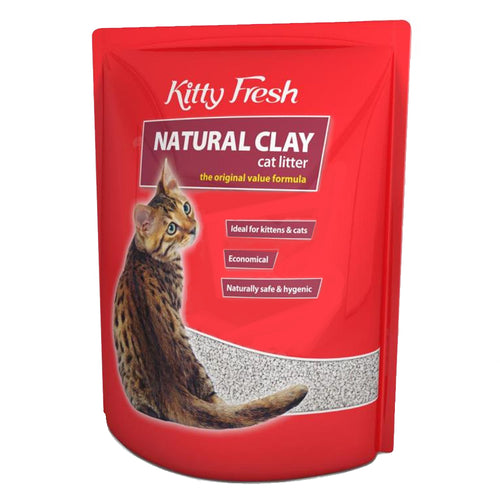 Cat Litter - Clay
