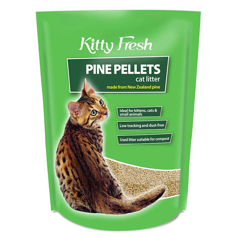 Cat Litter - Pine Pellets