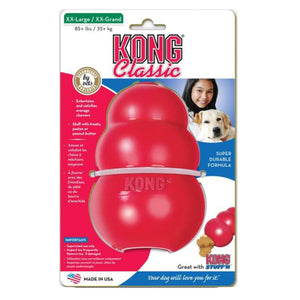 Kong Classic - XX Large (for dogs over 38kgs)