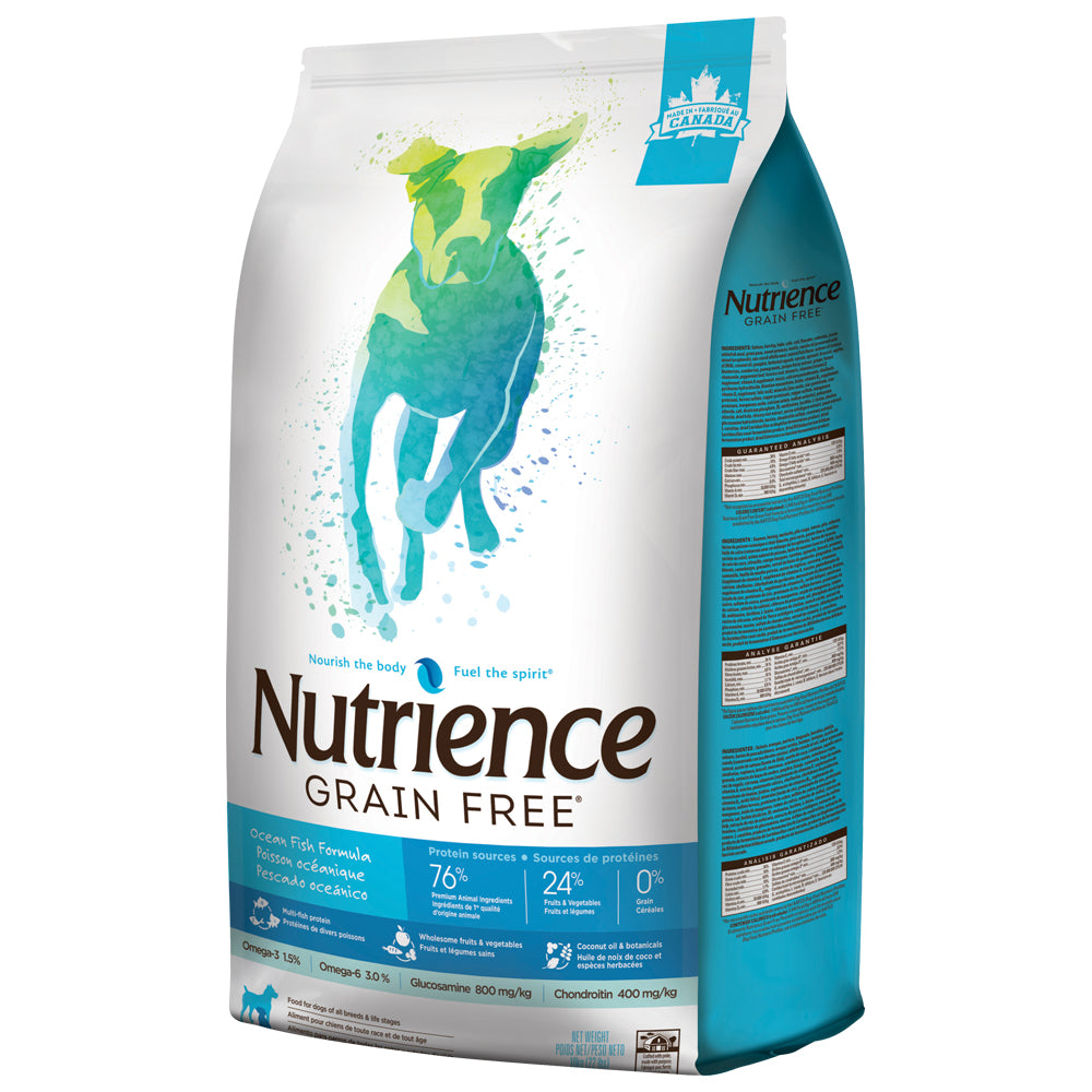 Nutrience Grain Free Ocean Fish - Dog