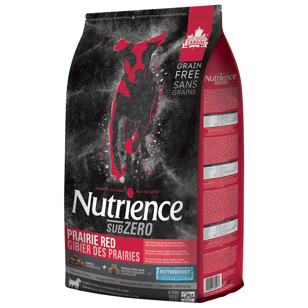 Nutrience Subzero Grain Free Prairie Red - Dog