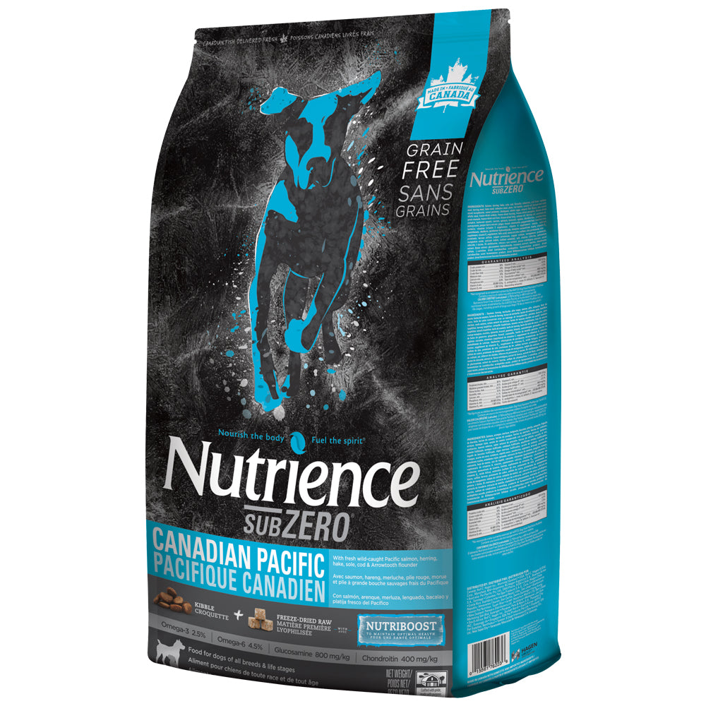 Nutrience Subzero Grain Free Canadian Pacific - Dog