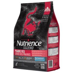 Nutrience Subzero Grain Free Prairie Red – Cat