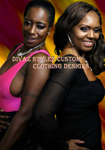Divaz Stylez Clothing Designs