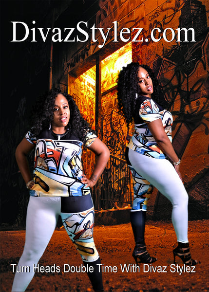 Divaz stylez clothing designs (top only)