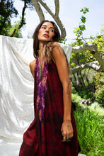 Sun Child Classic Dress - Sweet Cherry Wine