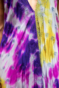 Sun Child Classic Dress - Purple Haze