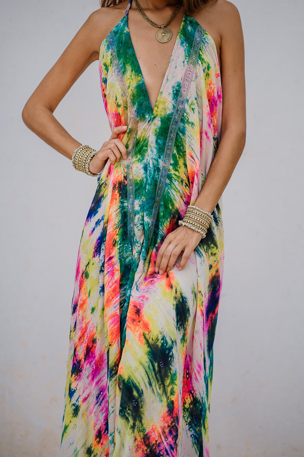 Sun Child Classic Dress - Anahata