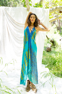 Sun Child Classic Dress - The Ocean