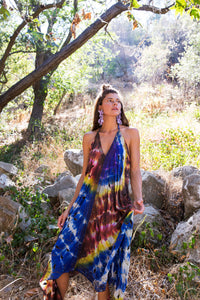 Sun Child Classic Dress - Bohemian Rhapsody