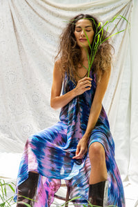 Sun Child Classic Dress - Psychedelic Queen