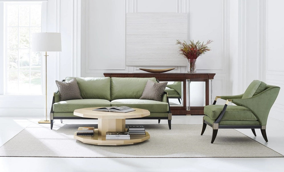 Caracole Upholstery Empress Sofa